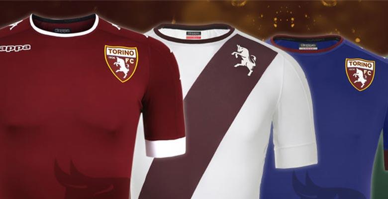Новая форма Торино 2016-2017