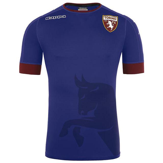 Третья форма Торино 2016-2017