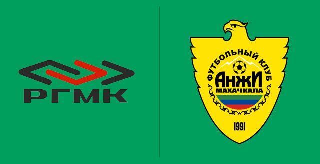 «РГМК» стал официальным спонсором «Анжи»
