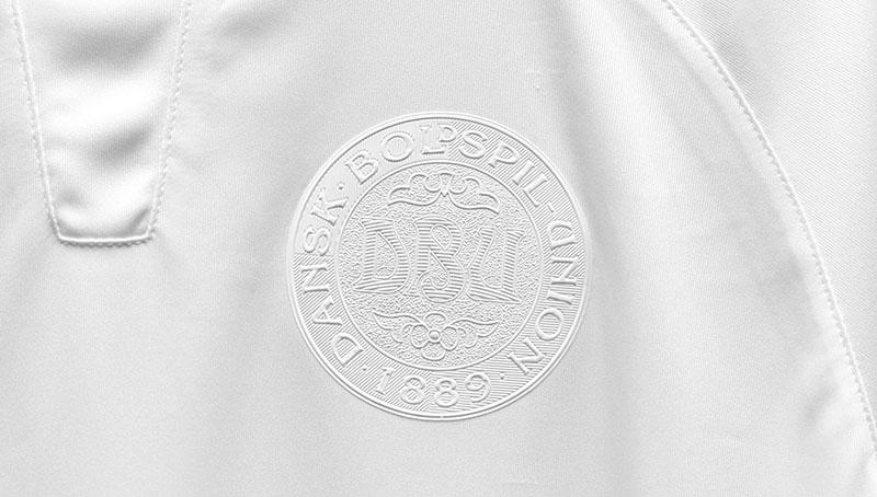 Специальная форма сборной Дании 2016