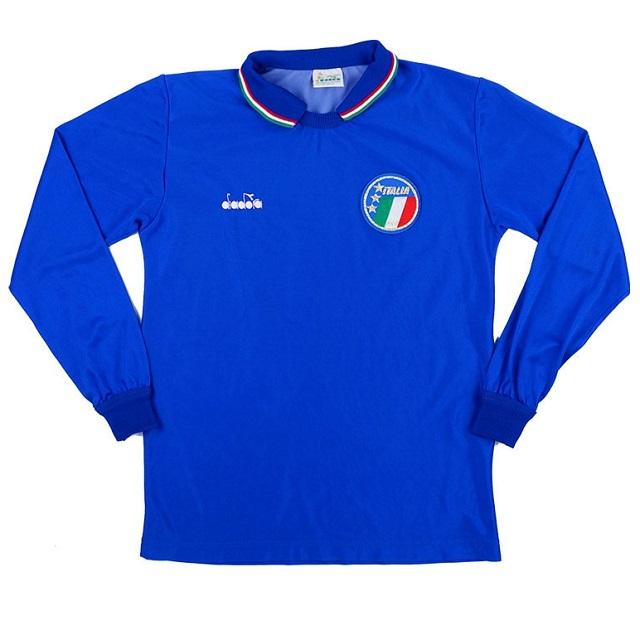 Форма сборной Италии 86-90