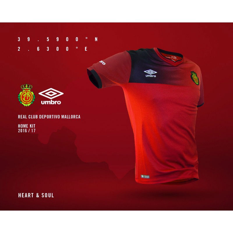 "Домашняя форма ""Мальорки"" 16/17 