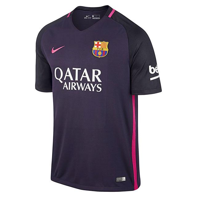 "Гостевая форма ""Барселоны"" 16/17 | Barcelona 16-17 Away Kit"