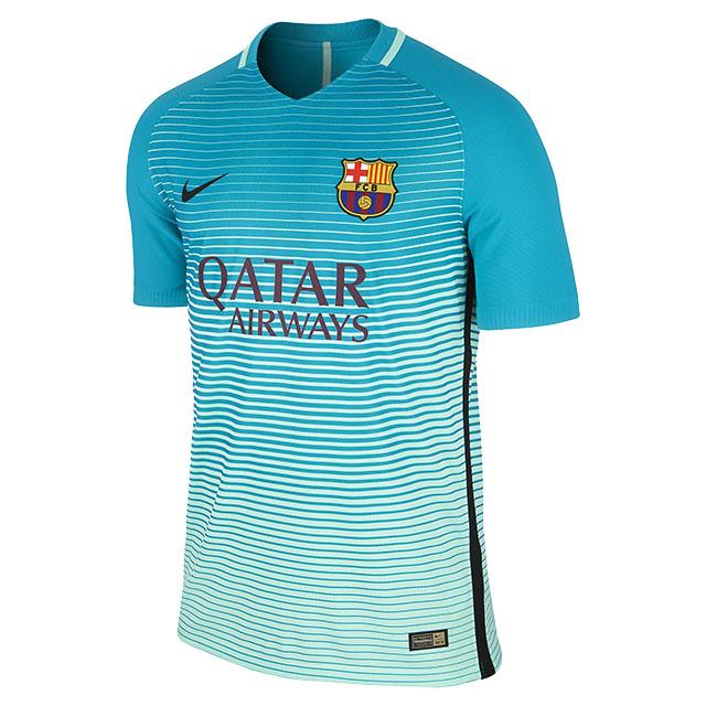 "Третья форма ""Барселоны"" 16/17 | Barcelona 16-17 Third Kit"