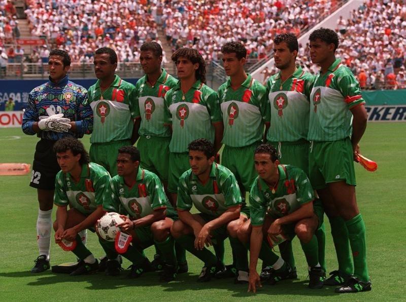 Morocco 1994