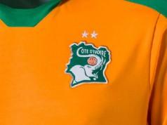 Новая форма сборной Кот-д'Ивуара 2017