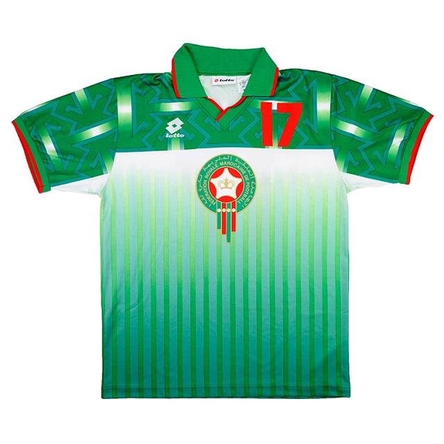 Гостевая форма сборной Марокко 1994