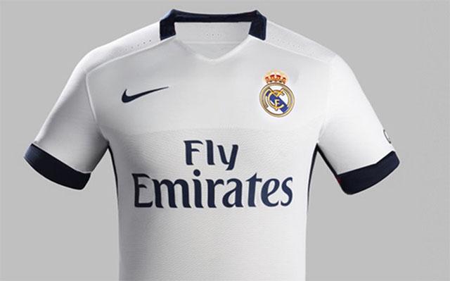 Так могла выглядеть форма Реала производства Nike