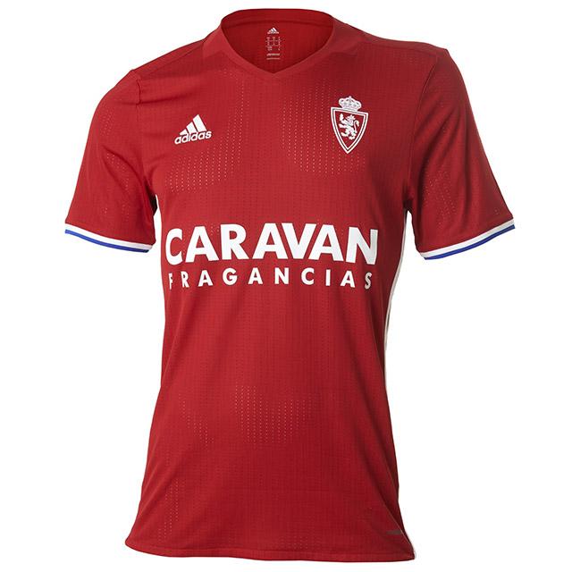 "Третья форма ""Сарагосы"" 16/17   Real Zaragoza 16-17 Third Kit"