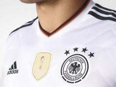 Форма сборной Германии на Кубок Конфедераций 2017