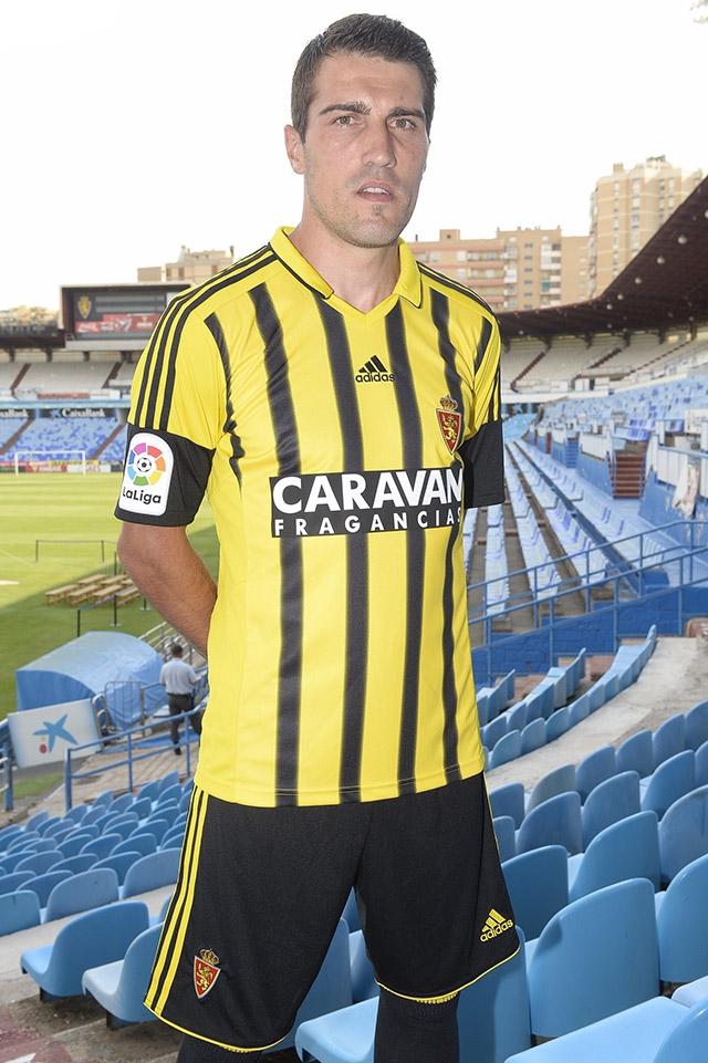 "Гостевая форма ""Сарагосы"" 16/17   Real Zaragoza 16-17 Away kit"