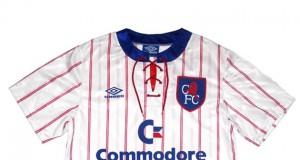 Гостевая форма Челси 1992-94