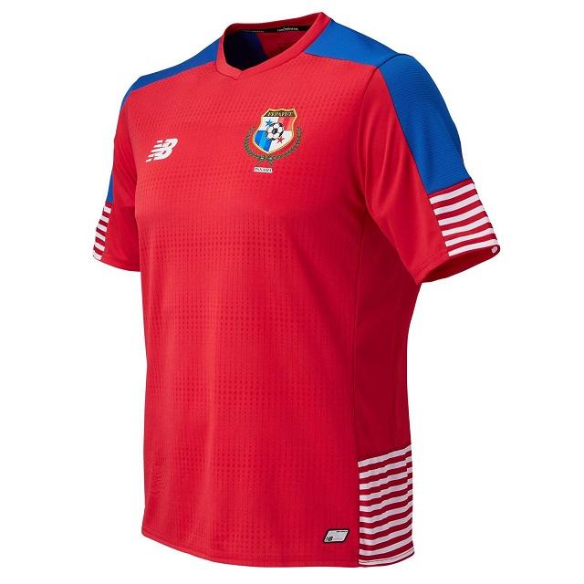 Домашняя форма сборной Панамы 16-17
