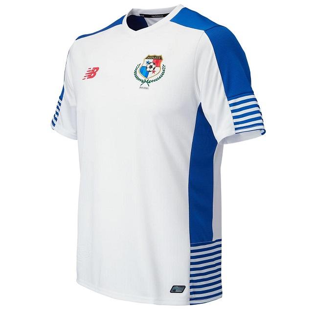Гостевая форма сборной Панамы 16-17