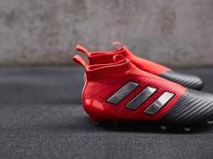 новые бутсы Adidas Ace 17+ PureControl