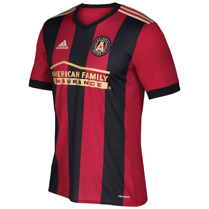 "Домашняя форма ""Атланты Юнайтед"" 2017 