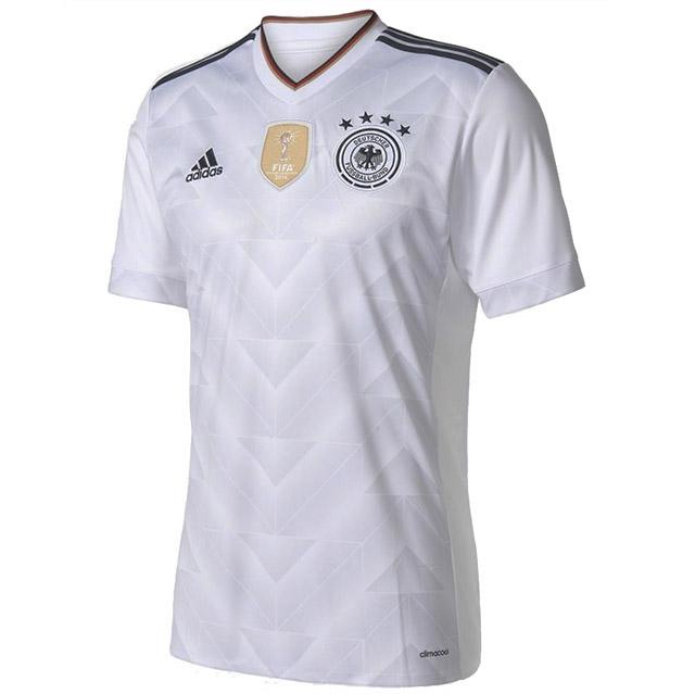 Домашняя форма сборной Германии 2017
