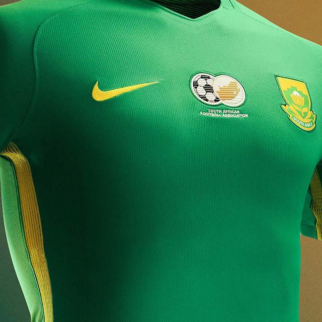 Гостевая форма сборной ЮАР 2017