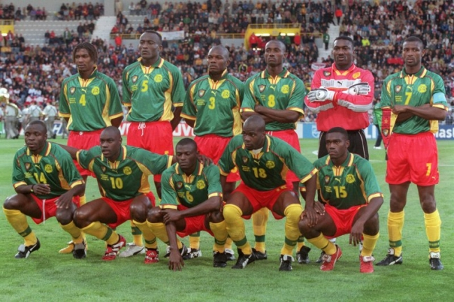 Cameroon 1998