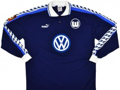 """Третья форма """"Вольфсбурга"""" 97-98"""