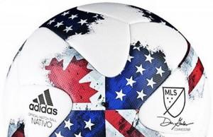 Новый мяч МЛС - Adidas Nativo 2017