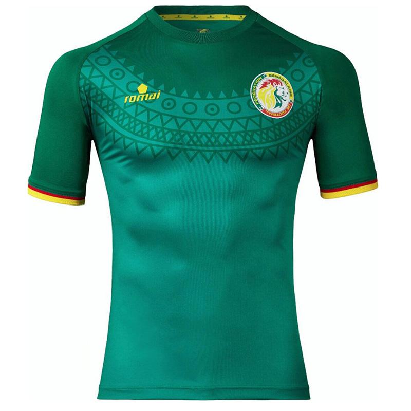 Гостевая форма сборной Сенегала 2017