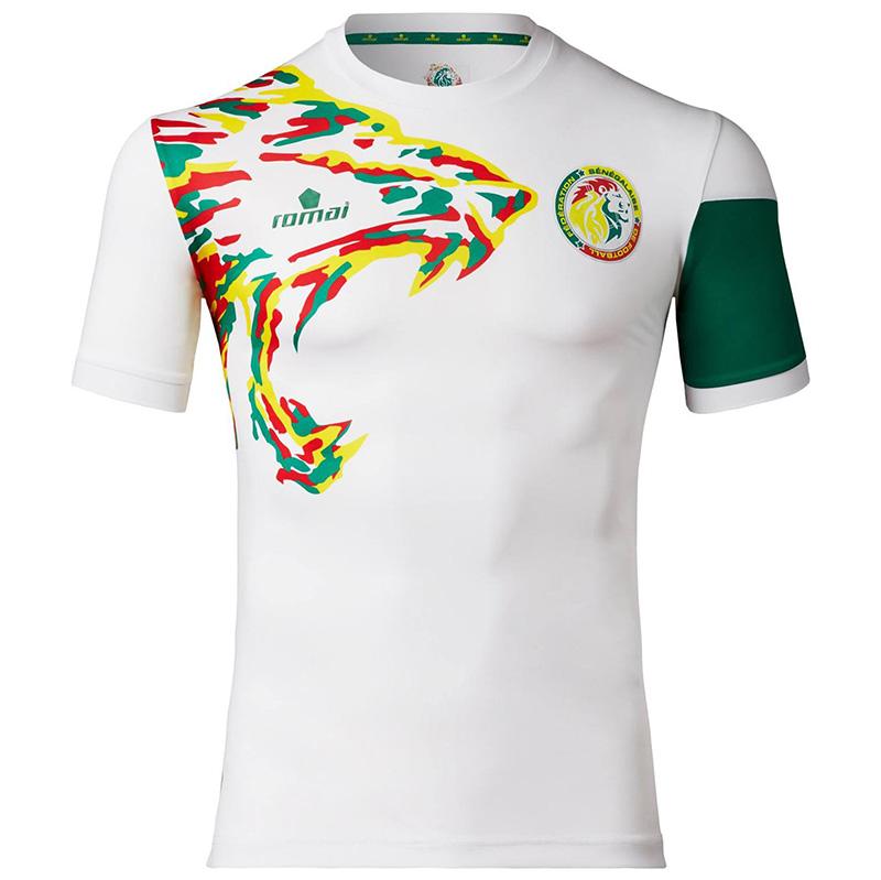 Домашняя форма сборной Сенегала 2017