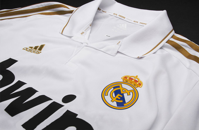 "Новая форма ""Реал Мадрид"" 2011/12"