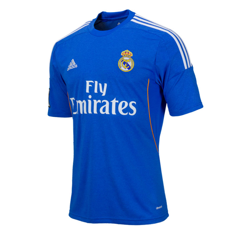 "Гостевая форма ""Реал Мадрид"" 13/14"