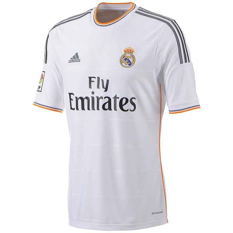 """Домашняя форма """"Реал Мадрид"""" 13/14"""