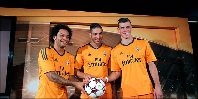 """Форма """"Реал Мадрид"""" 13/14"""
