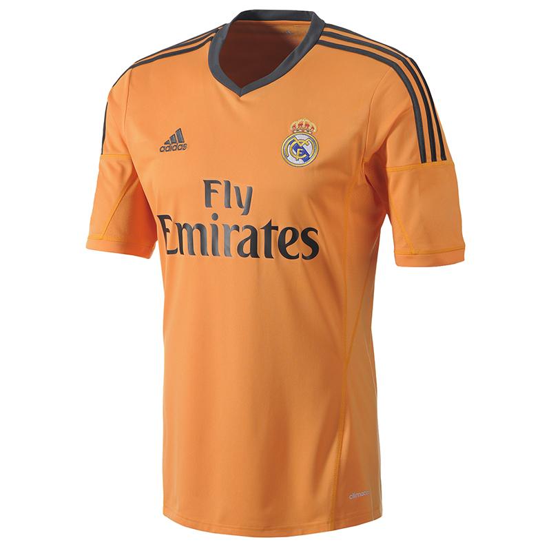 """Третья форма """"Реал Мадрид"""" 13/14"""
