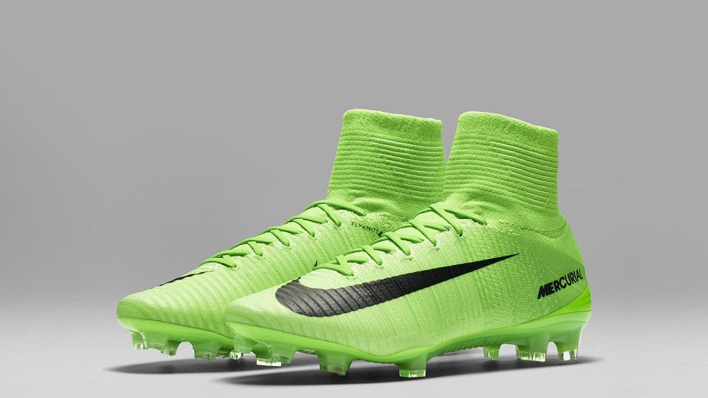 Бутсы Nike Radiation Flare Mercurial