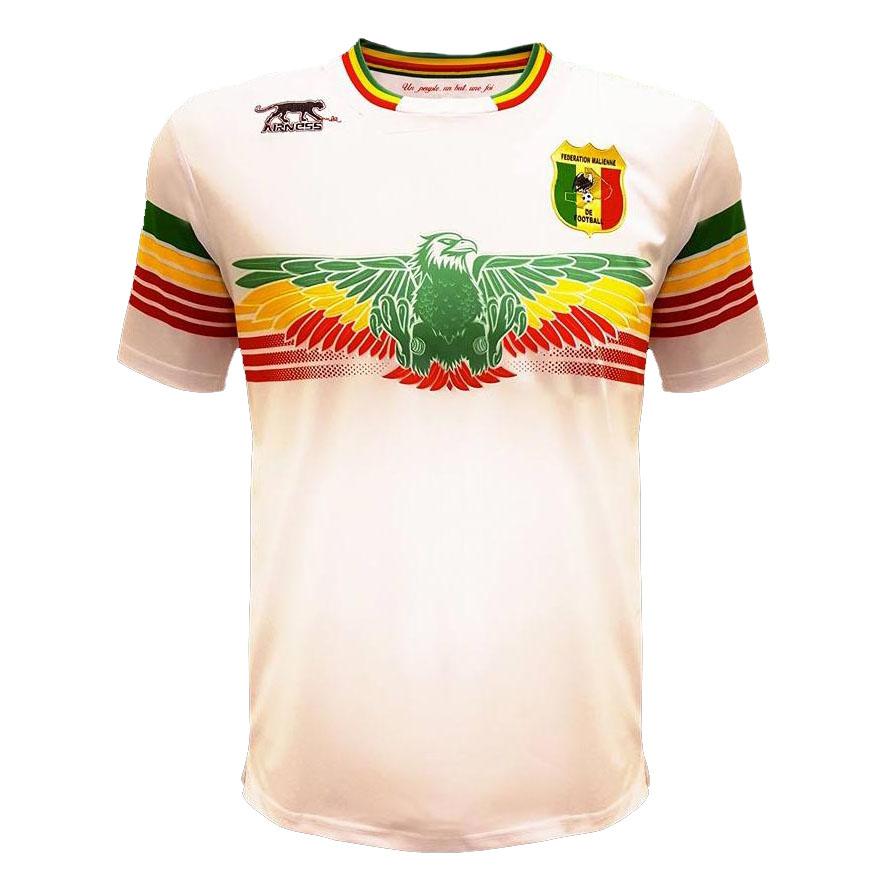 Гостевая форма сборной Мали 2017