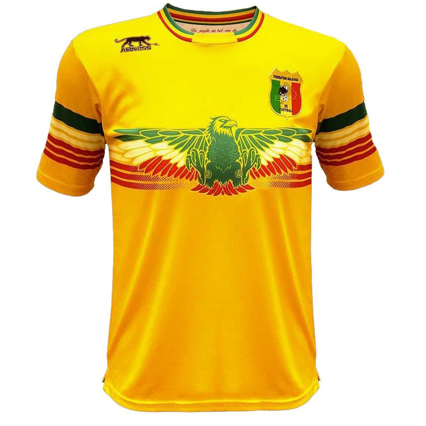Домашняя форма сборной Мали 2017