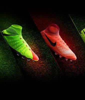 Новая коллекция бутс Nike Radiation Flare 2017