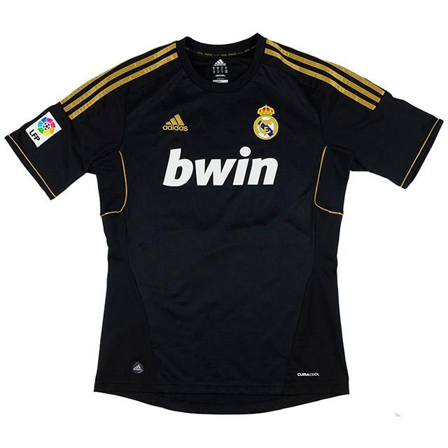 "Гостевая форма ""Реал Мадрид"" 11/12"