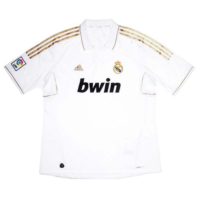 """Домашняя форма """"Реал Мадрид"""" 11/12"""