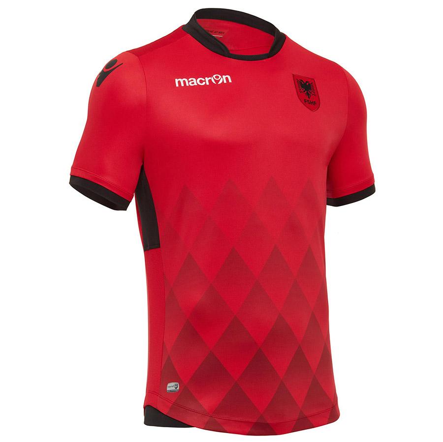 Домашняя форма сборной Албании 2017 | ALBANIA 2017 HOME KIT