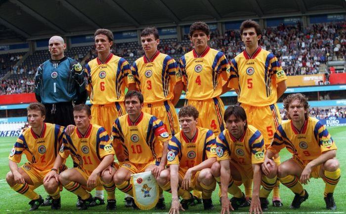 Romania 1996