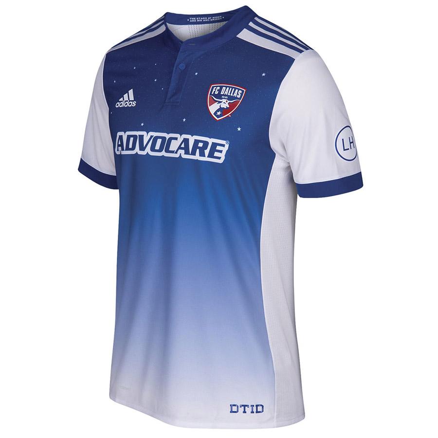 "Гостевая форма ""Далласа"" 2017 | FC Dallas 2017 Adidas Away Kit"