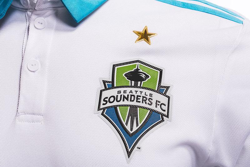 Гостевая форма «Сиэтл Саундерс» 2017 | Seattle Sounders 2017 Away Kit