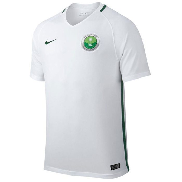 Домашняя форма сборной Саудовской Аравии 2017