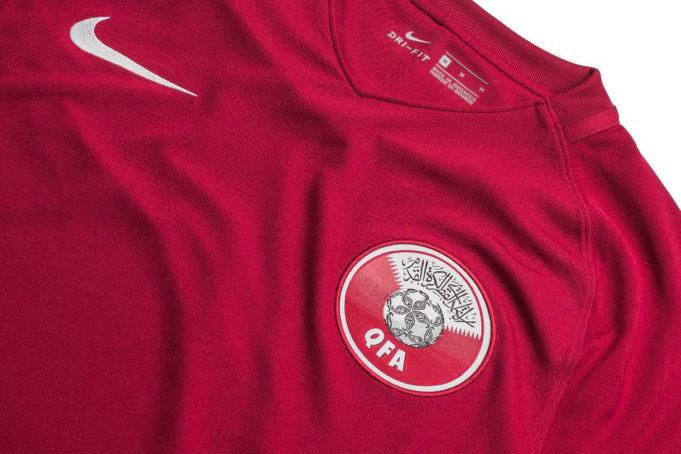Форма сборной Катара 2017