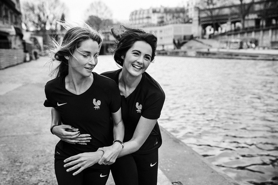 Новая форма сборной Франции 2017