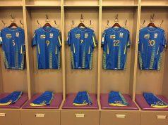 Форма сборной Украины 2017