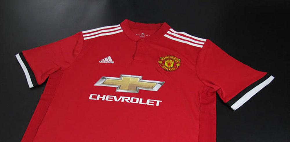 "Новая форма ""Манчестер Юнайтед"" 17/18"