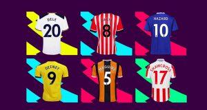 Английская Премьер-лига представила новый шрифт