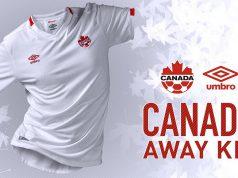 Форма сборной Канады 2017