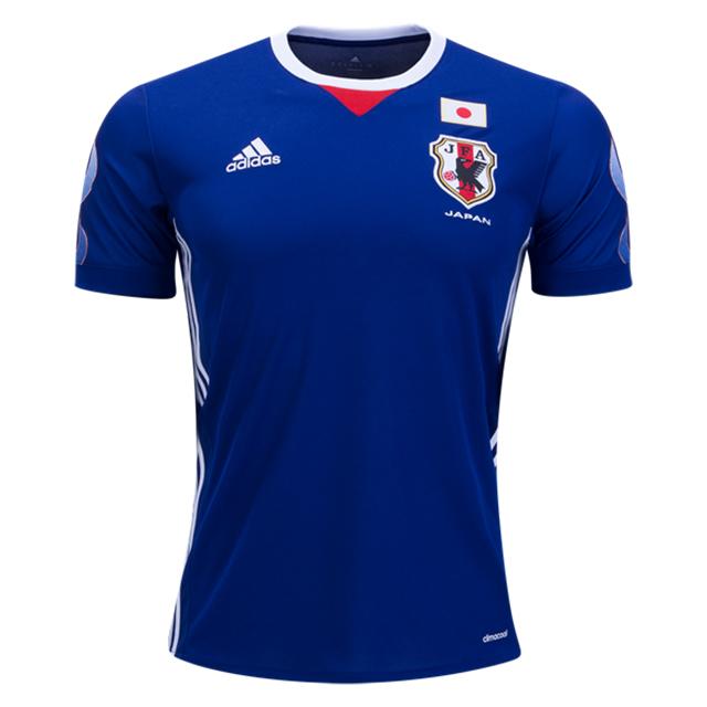 Домашняя форма сборной Японии 2017